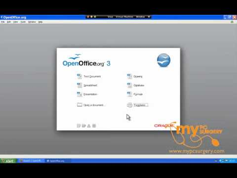 Creating Address Labels using an OpenOffice Template