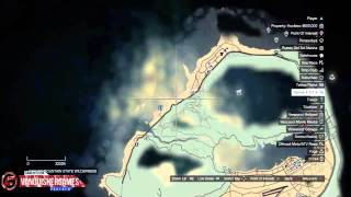 GTA V Gameplay ALL Nuclear Waste Locations Guide Part 4
