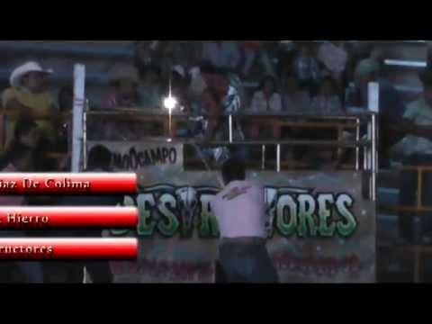 Los Destructores De Memo Ocampo En Marroquin, Guanajuato 2013