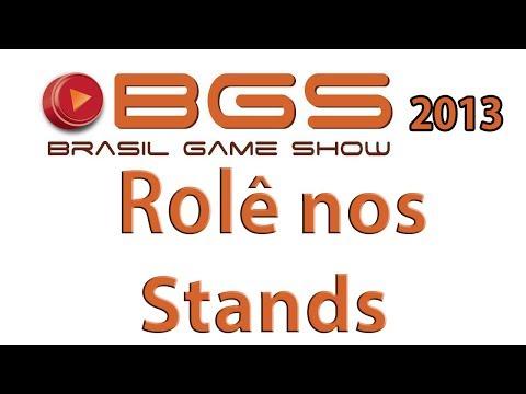 Brasil Game Show 2013 - Rolê Nos Stands