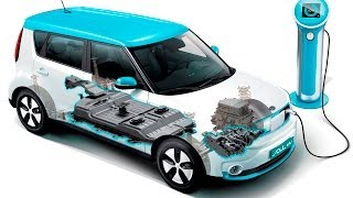 Geneva Motor Show 2014 Kia Soul EV - Electric Vehicle : Video