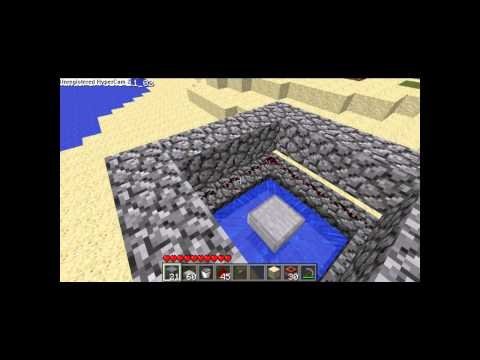 Tutorial : MineCraft Missile Silo Music Videos