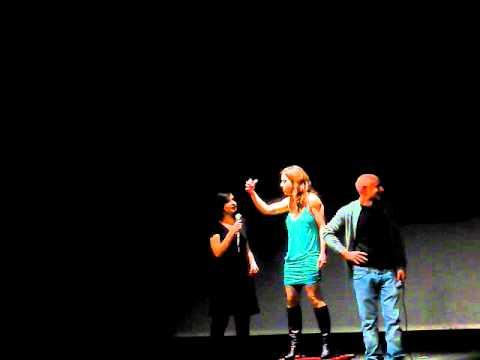 Caterina Guzzanti Teatro Valle – L'opera d'arte