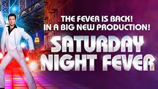 2* Review SATURDAY NIGHT FEVER Musical UK Tour 2018 - Bill Kenwright CAST starring Richard Winsor
