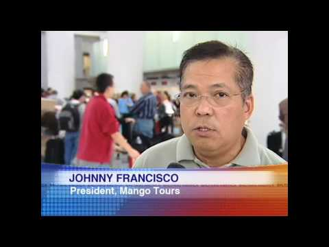 Air China takes to the Philippine skies: Mango Tours in Balitang America