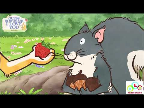Guess How Much I Love You: STRAWBERRIES FOR LITTLE FIELD MOUSE