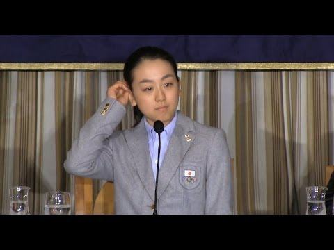 "Mao Asada: Sochi Olympian ""Japan's beloved Olympic figure skater talks about her Sochi experience"""