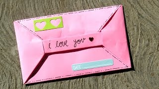 CARTA PARA NOVIO ORIGAMI♥- TUTORIAL //MLWEST