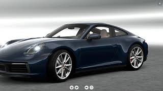 2020 Porsche 911 Carrera 4S 992 How I would configure my own special order