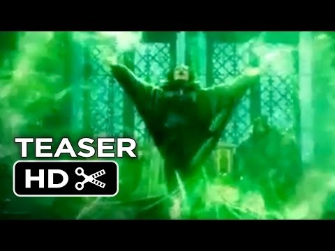 Maleficent Instagram TEASER (2014) - Angelina Jolie, Elle Fanning Movie HD