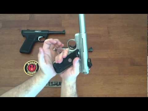 Ruger 22/45 vs Ruger Mark III