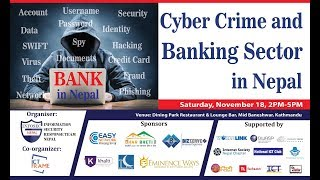 Workshop on Cyber Crime and Banking Sector in Nepal