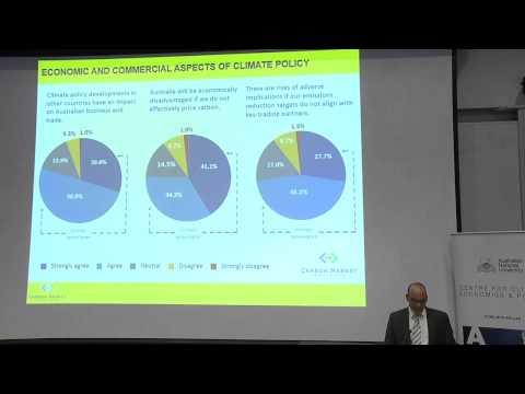 Australia's post - 2020 emissions target: Peter Castellas