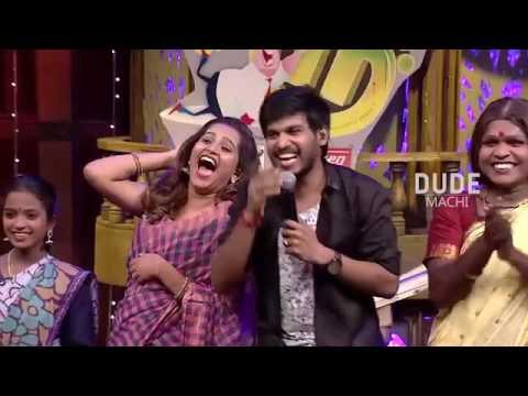 most unseened comedy in vijay tv comedy