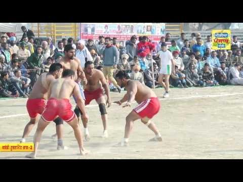10th N.R.I  Adampur Kabaddi Tournament 2015 Part - 2 (Media Punjab TV)
