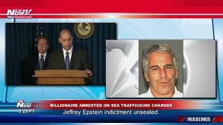 BREAKING: Jeffrey Epstein Indictment UNSEALED