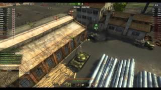 World of Tanks RELIC vs The Burning Legion P3