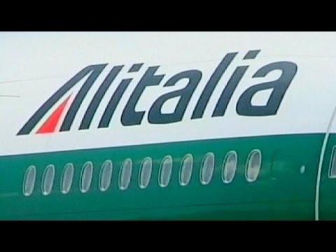 Alitalia no renovará con Air France-KLM - economy