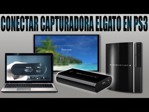 [Tutorial] Conectar Capturadora ElGato Game Capture HD en PS3