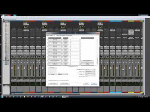Pro Tools HD Native OMNI HD setup. tips. and quick review