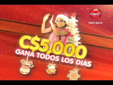 Claro Navidad Honduras