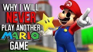 """""""Why I Will Never Play Another Mario Game"""" Creepypasta"""