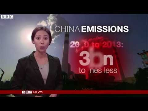 Pollution: China CO2 emissions 'overestimated'