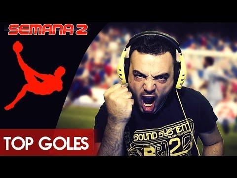 Fifa 15   Top goles   Semana 2