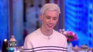 Troye Sivan on his new movie 'Boy Erased' and its message for parents | The View