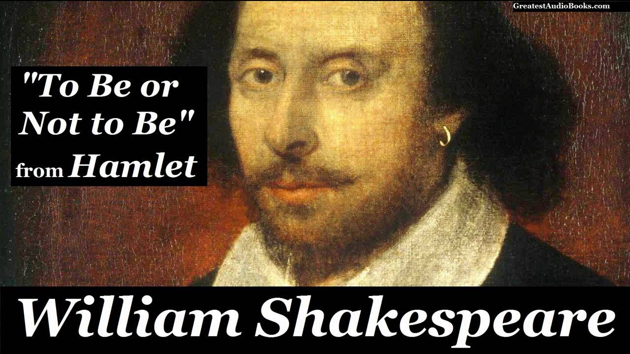 hamlet to be or not The ghost demands vengeance, telling hamlet not to plot against his mother,  whom he describes as merely weak and lustful, but to focus the.