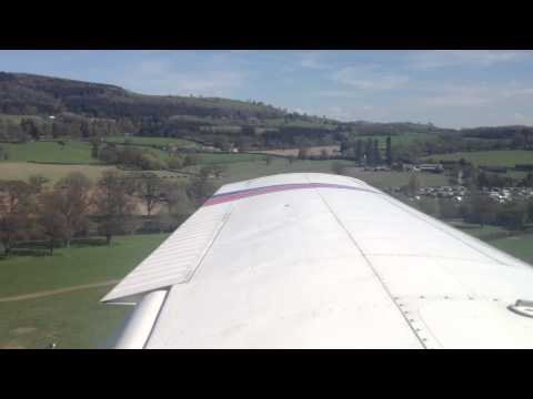 UK Airfields: Welshpool (Mid Wales) Airport
