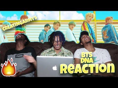 BTS (방탄소년단) 'DNA' Official MV - REACTION   Creating ARMYs!