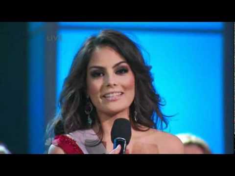 Jimena Navarrete - Miss Universe 2010 HD