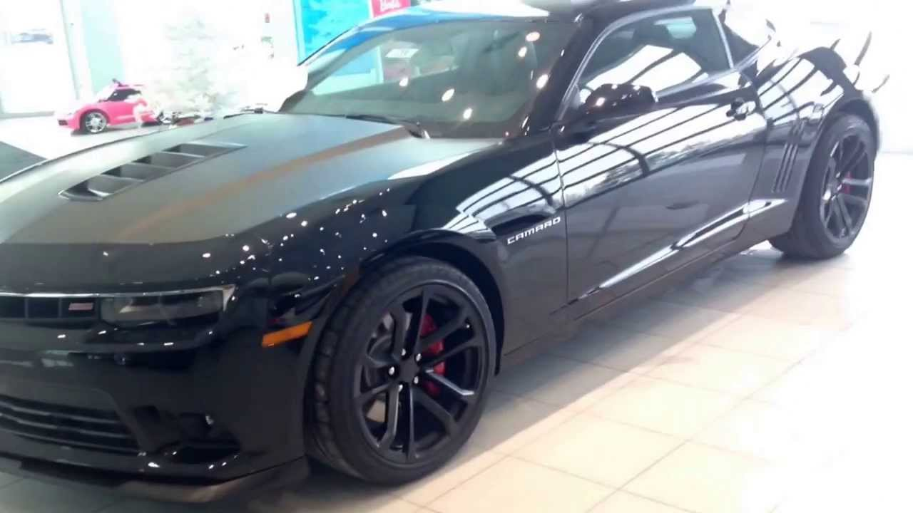 2014 2ss camaro with 1le package bachman chevrolet youtube. Black Bedroom Furniture Sets. Home Design Ideas