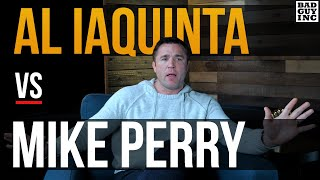 True story…Mike Perry will grapple Al Iaquinta at Submission Underground 11 (Live on UFC Fight Pass)