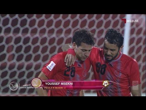 لخويا 2-0 الشمال ( أهداف لخويا Lekhwiya Goals )