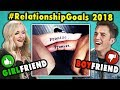 10 Relationship Goals From 2018 Reviewed By Couples | The 10s...