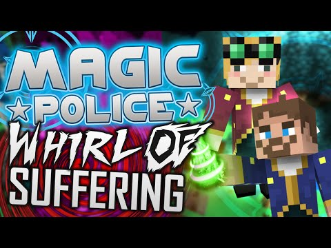 Minecraft Mods - Magic Police #117 - Whirl of Suffering