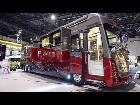 Foretravel IH-45 50th Anniversary RV ~ 1.3 Million $$$ RV ~  Full Tour & Review