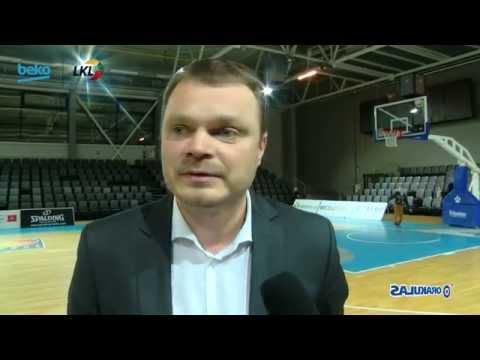 """BEKO-LKL rungtynių komentarai: Prienų """"Prienai"""" - Mažeikių """"Mažeikiai"""" [2014-10-18]"""