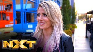 Alexa Bliss discusses the impact of NXT: NXT Exclusive, Sept. 18, 2019