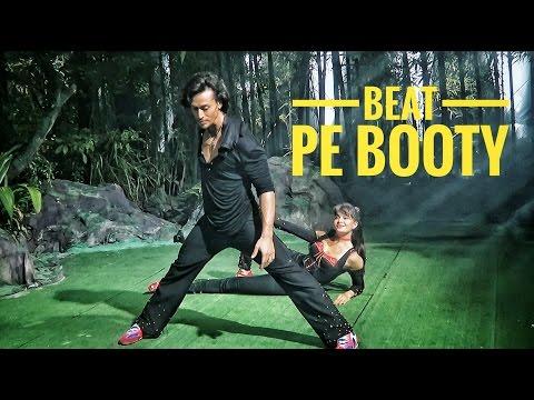 Beat Pe Booty | Flying Jatt | Jacqueline Fernandez | Behind The Scenes