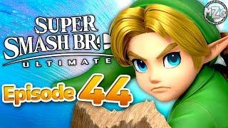 Super Smash Bros. Ultimate Gameplay Walkthrough - Episode 44 - Young Link! Classic Mode!
