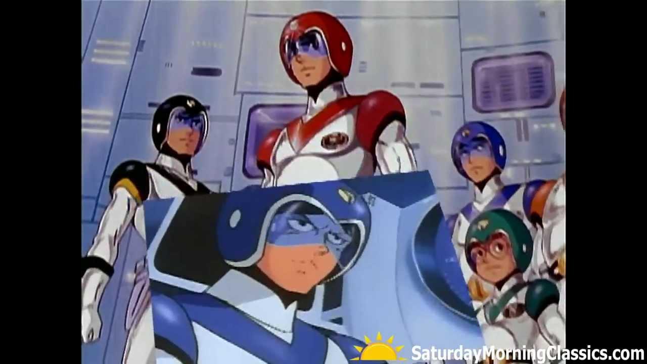Voltron Force Characters Names Voltron - Defen...
