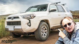Here's Why I Wouldn't Buy a Toyota 4Runner