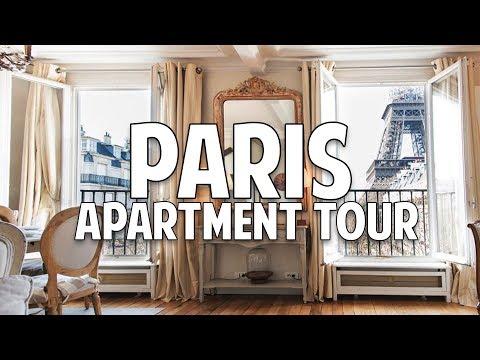 What My 1200€/$1400 PARIS Apartment Looks Like 🇫🇷 | Tarek Ali