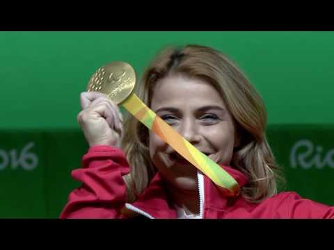 Top 10 Moments Powerlifting | Rio 2016 Paralympic Games