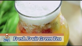 Masak Apa Ya | Fresh Fruit Green Tea