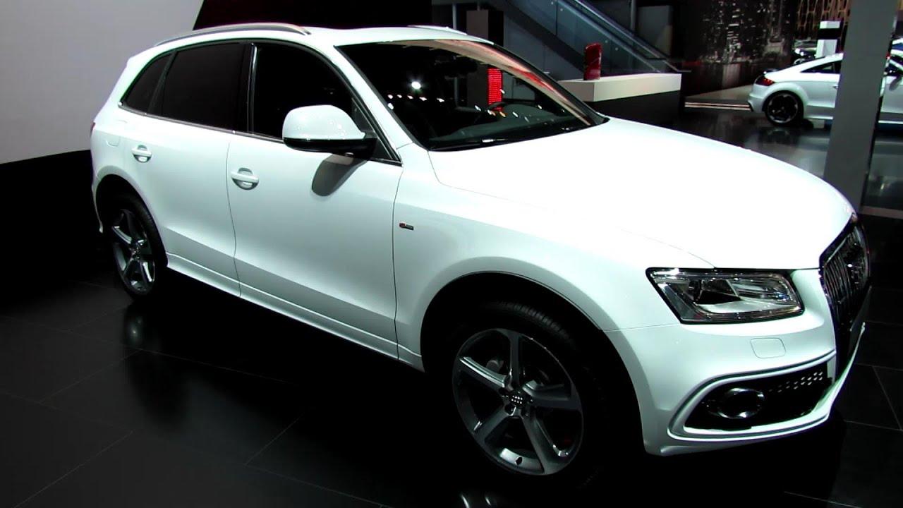 Audi Q5 Tdi Interior Photos Autos Post