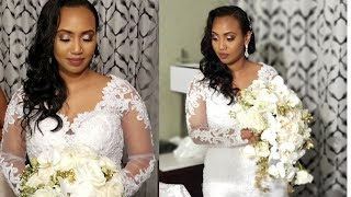 Eritrean & Ethiopian Wedding Bridal  Makeup look